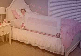 Best Toddler Rails for Queen Bed