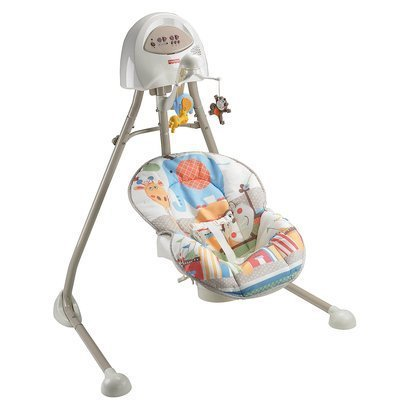 Fisher-Price Cradle-N-Swing Fun Park