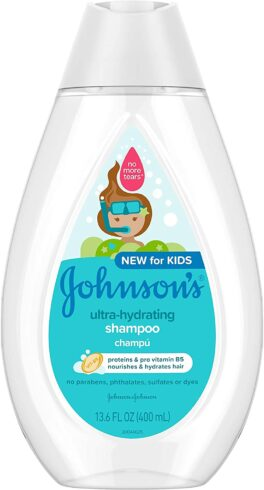 Johnson's Ultra-Hydrating Tear-Free Kids