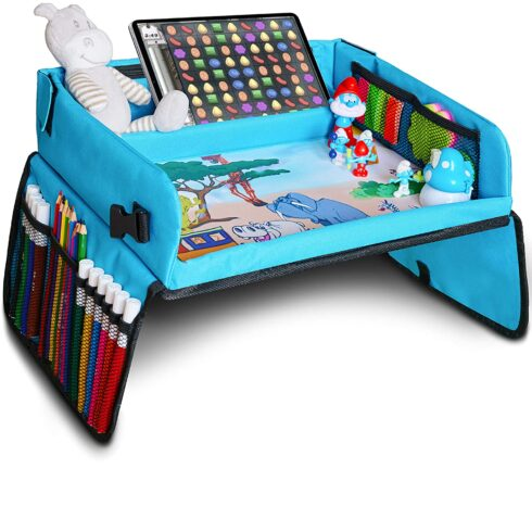 Kids Travel Tray, Kids Art Set