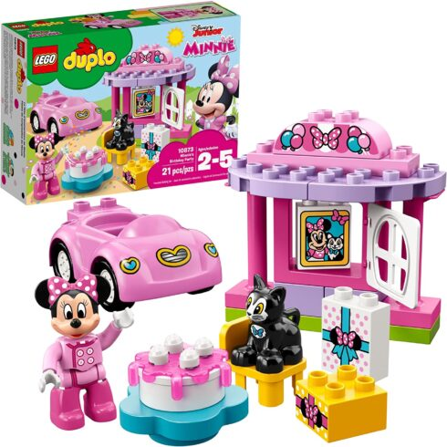 LEGO DUPLO Minnie's Birthday Party 10873 Building Blocks
