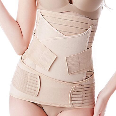 Postpartum Belly Girdle Support Recovery Waist Pelvis Band