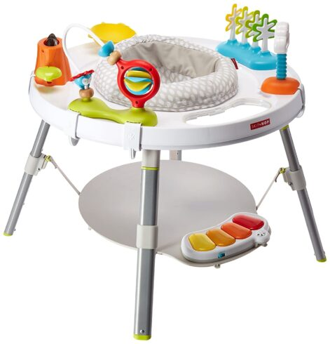 Skip Hop Explore and More Baby's View 3-Stage Interactive Activity Center