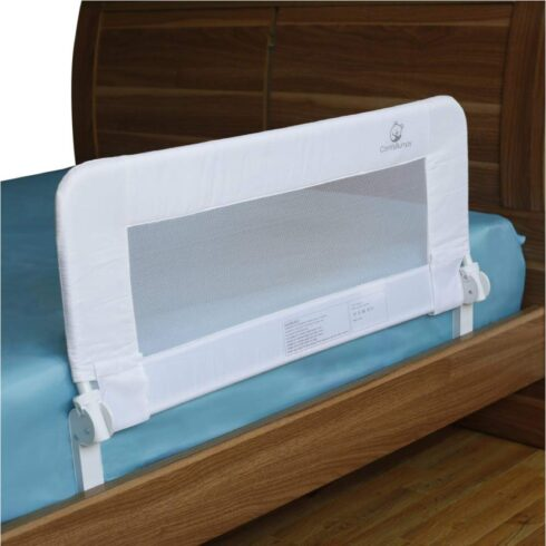 Toddler Bed Rail Guard for Kids Twin, Double