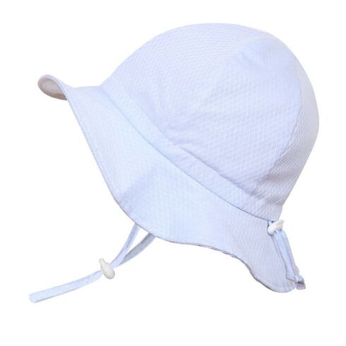 Kids 50+ UPF Sun Protection Hat, Size Adjustable Breathable with Chin Strap