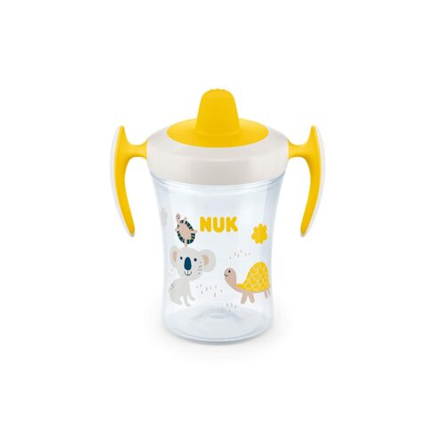 NUK Evolution Soft Spout Learner Cup, Koala Bear, 8 oz (Pack of 1)