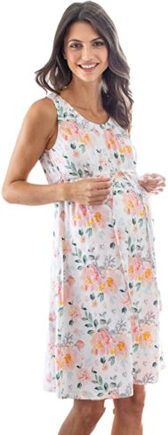 Baby Be Mine 3 in 1 Labor Delivery Nursing Hospital Gown Maternity, Hospital Bag Must Have
