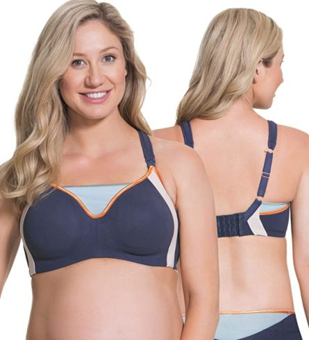 Cake Maternity Zest Nursing Sports Bra