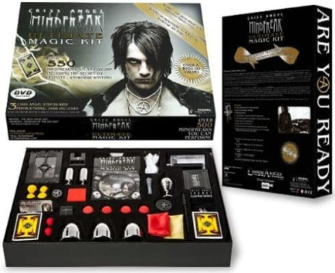 Criss Angel Ultimate Magic Kit Black