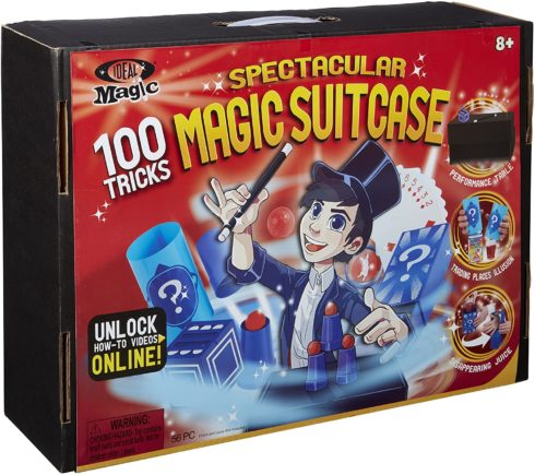 Ideal Magic Spectacular Magic Suitcase