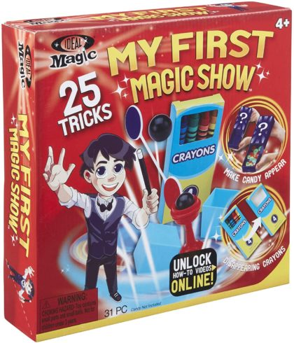 Ideal My First Magic Show Magic Set