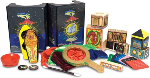 Melissa & Doug Deluxe Magic Set