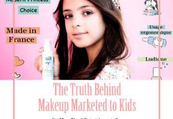 The Truth Behind Makeup Marketed to Kids