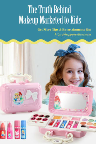 The Truth Behind Makeup Marketed to Kids - Pin